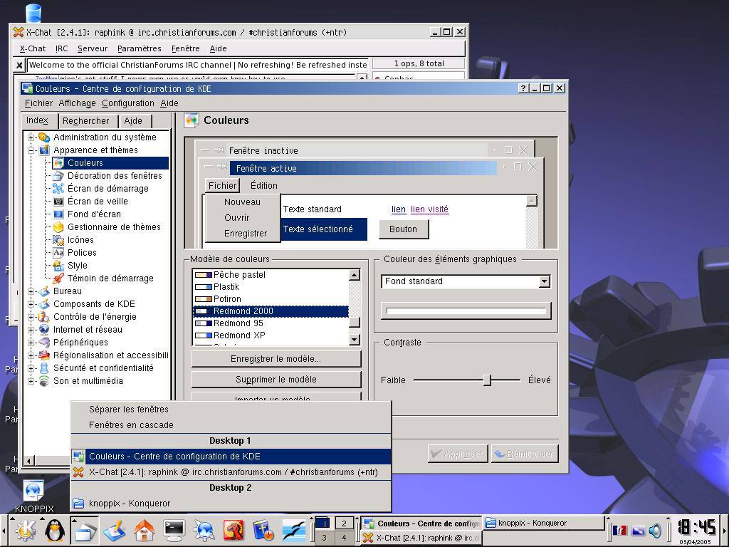 Ichthux screenshot